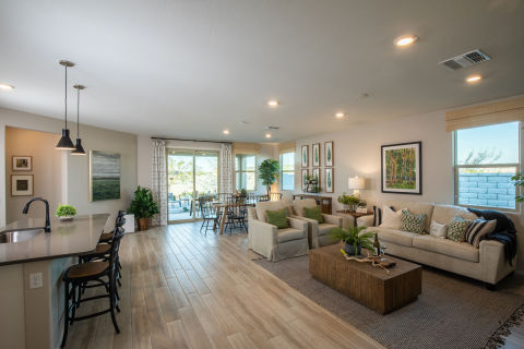 """KB Home and the Well Living Lab unveil new """"Healthy Living"""" concept home in Phoenix, Arizona. (Photo: Business Wire)"""