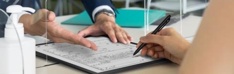 イーインク、ワコム、リンフィニーが、アンドロイドOS、ワコムのEMR技術、最新のE Ink Carta™ 1250を搭載した次世代デジタルeNoteソリューションを発表(写真:ビジネスワイヤ)