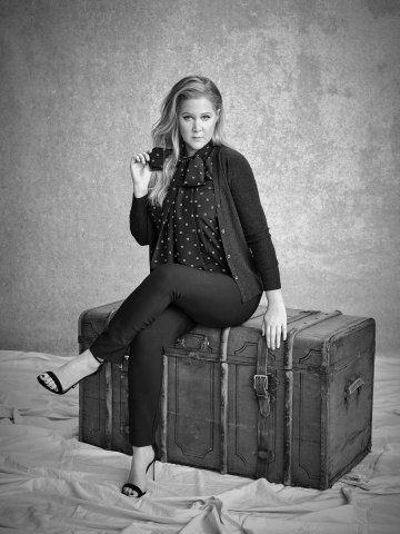 Inside Amy Schumer (Photo: Business Wire)