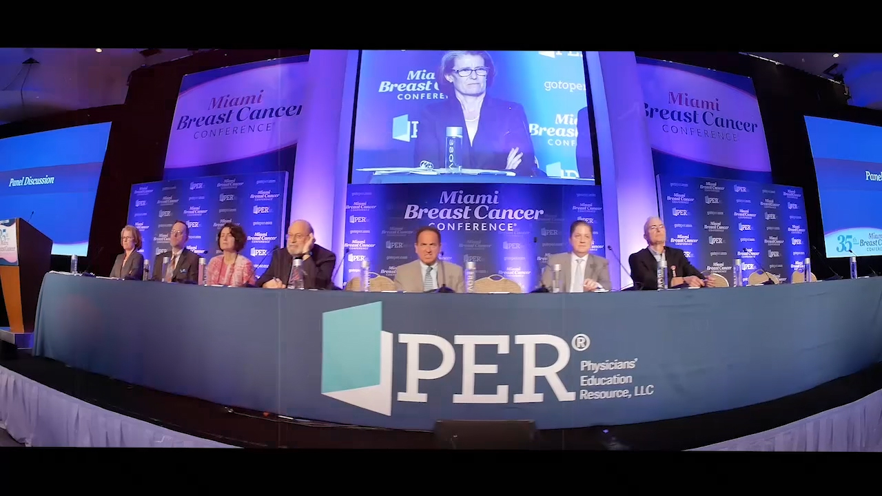 Join us at the 38th Annual Miami Breast Cancer Conference®   March 4-7, 2021 (Video: Business Wire)