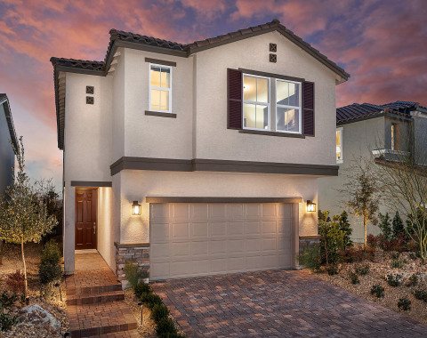 KB Home announces the grand opening of Adobe Ranch, a new-home community in popular Southwest Las Vegas. (Photo: Business Wire)