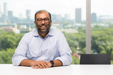 Jairam Padmanabhan, Chief Product Officer at Aderant (Photo: Business Wire)