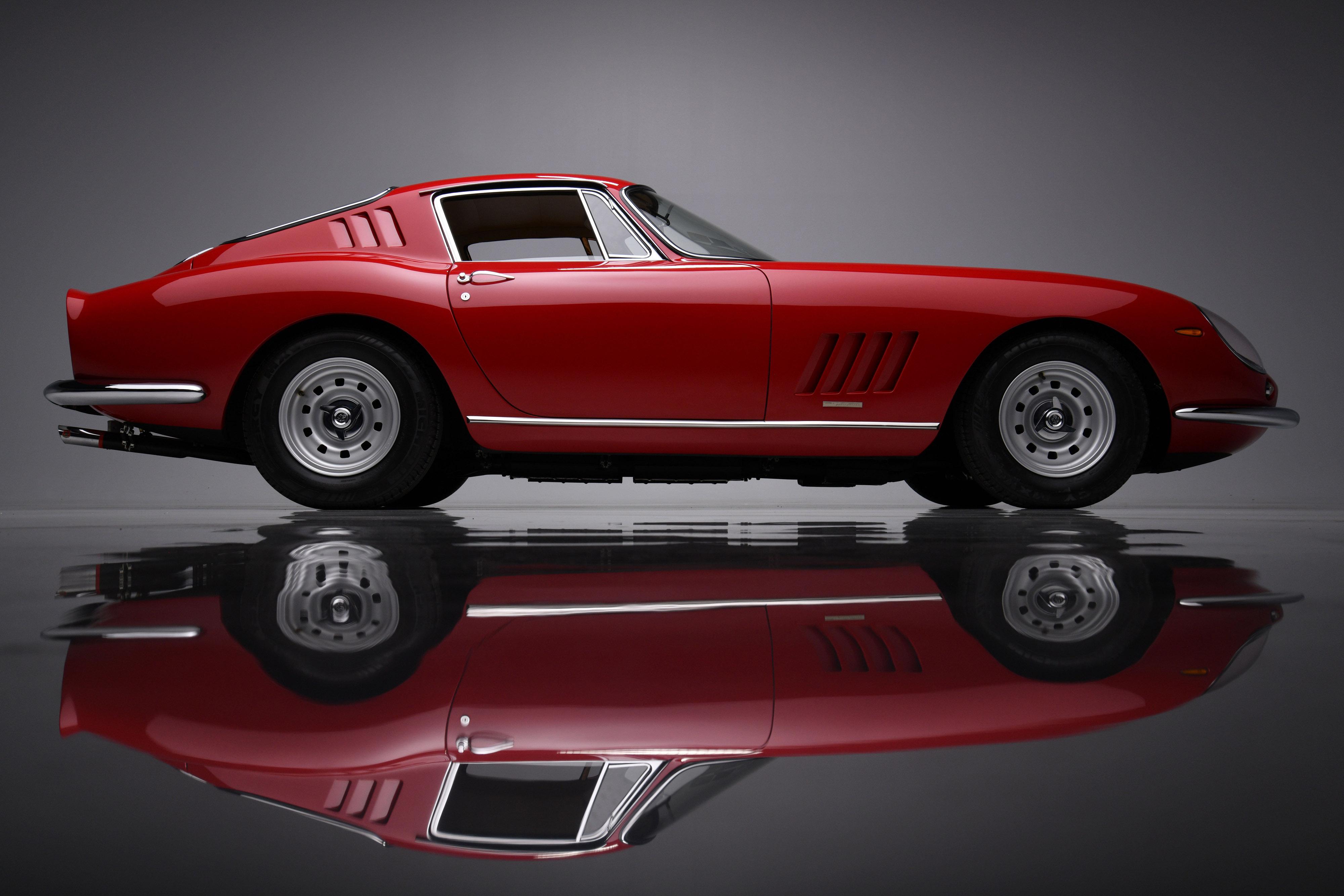 Award Winning Classic 1967 Ferrari 275 Gtb 4 To Cross Barrett Jackson Scottsdale Auction Block Business Wire