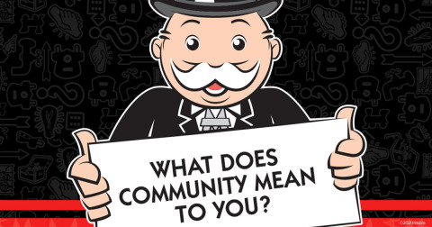 All new community-based Monopoly campaign launching March 19. (Photo: Business Wire)