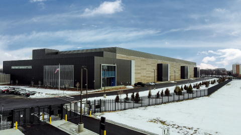 Linesight Completes Groundbreaking Sustainable Data Center Projects with NTT (Photo: Business Wire)