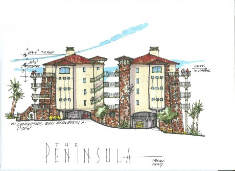 Plan for proposed American Way development in Austin, TX. (Photo: Business Wire)
