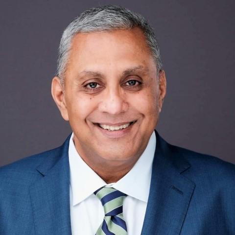 Seenu Sarma joins Cedar Fair Entertainment Company as Chief Procurement Officer (Photo: Business Wire)