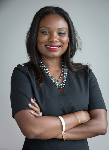 Jameeka Green Aaron joins Auth0 as CISO (Photo: Business Wire)
