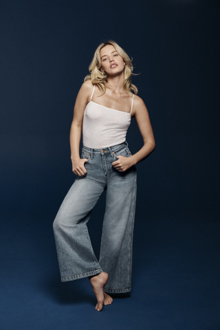 Iconic global denim brand Wrangler® today announced that it has welcomed Georgia May Jagger, top model, to the family as the face of its Women's Heritage Collection, which launched Fall/Winter 2020. (Photo: Business Wire)