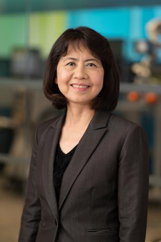 Alcon SVP and CIO Sue-Jean Lin (Photo: Business Wire)
