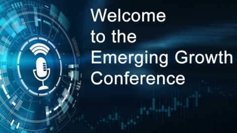 OriginClear to Present at Emerging Growth Conference March 3, 2021 Giving Investors Opportunity to Interact with CEO Riggs Eckelberry. OriginClear will be presenting at 11:15 AM Eastern time for 45 minutes. (Graphic: Business Wire)