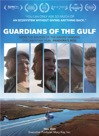 Guardians of the Gulf, produced by Mary Kay Inc., will screen as part of the Through Women's Eyes International Film Festival. (Photo: Mary Kay Inc.)