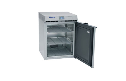 Follett Solid-State Undercounter Medical-Grade Refrigerator (5.5 cu/ft), powered by Phononic's advanced solid-state technology. (Photo: Business Wire)