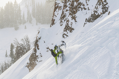 2022 Timbersled Husky 450 RIOT 3 Pro (Photo: Business Wire)
