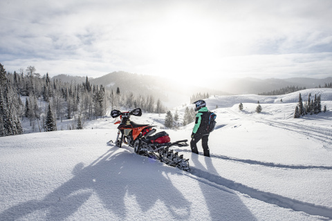 Polaris Timbersled launches 2022 lineup. (Photo: Business Wire)