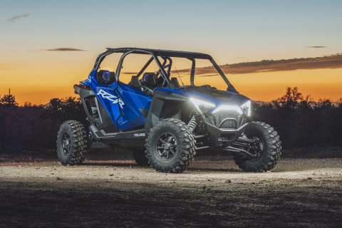 2021 Polaris RZR Pro XP Ultimate Rockford Fosgate Limited Edition (Photo: Business Wire)