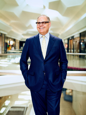 William S. Taubman, President & Chief Operating Officer of The Taubman Company LLC (Photo: Business Wire)