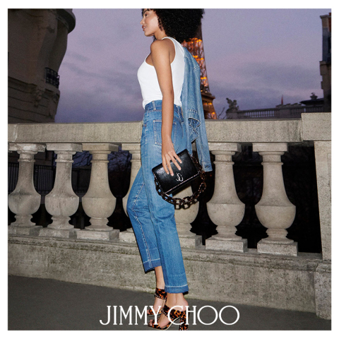 Jimmy Choo (Photo: Business Wire)