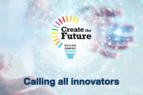 Mouser Electronics is proud to be a principal sponsor of the 19th Create the Future Design Contest, a challenge to engineers and students around the world to create the next great thing. (Photo: Business Wire)