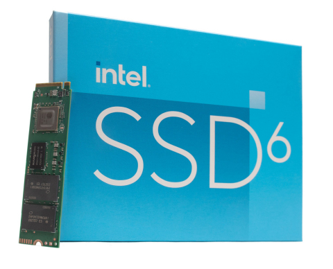 Newegg was the only U.S. partner to sell Intel's new 670p SSD at launch (Photo: Business Wire)