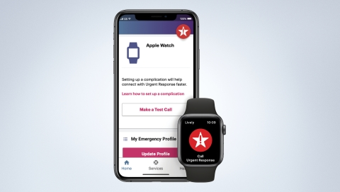 Lively™ Health & Safety Services from Best Buy Health now available on Apple Watch. (Photo: Best Buy)