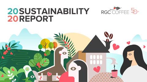 RGC Coffee 2020 Sustainability Report