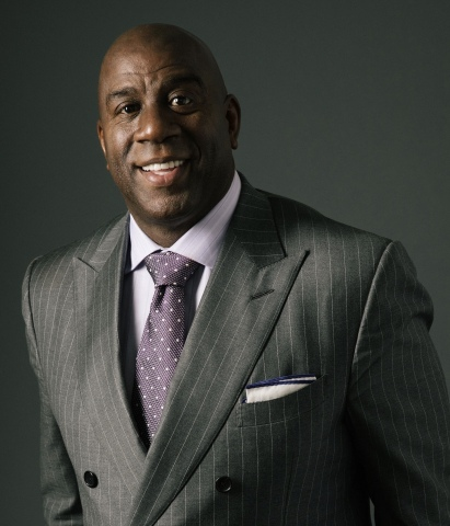Magic Johnson is joining the Fanatics Board of Directors (Photo: Business Wire)