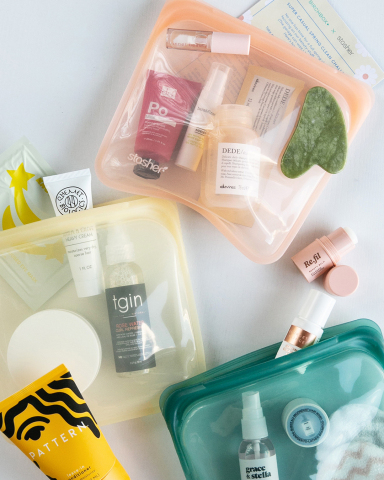 Birchbox replaces every April box with a reusable silicone Stasher bag, making it easier for subscribers to make sustainably-minded choices at home (Photo: Business Wire)