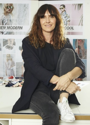 Jane Newman has been named chief design officer, global innerwear, for HanesBrands. She will be responsible for delivering innovative products across HBI's innerwear brands, including Hanes, Bonds, Maidenform, DIM, Bali, Playtex, Bras N Things and Berlei. (Photo: Business Wire)
