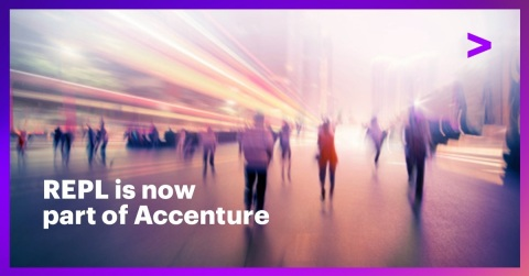 REPL is now part of Accenture. (Photo: Business Wire)
