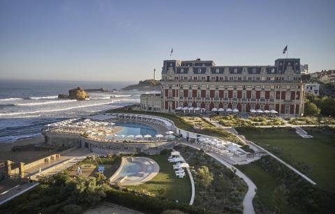 Hôtel du Palais Biarritz (Photo: Business Wire)