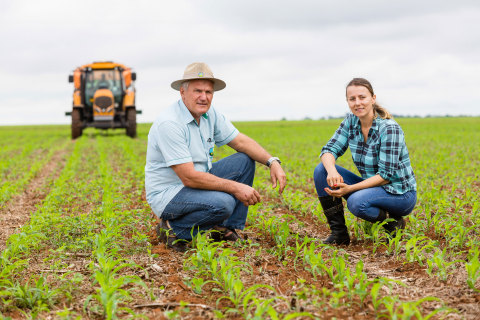 AGCO Announces Farmer-First Strategy (Photo: Business Wire)