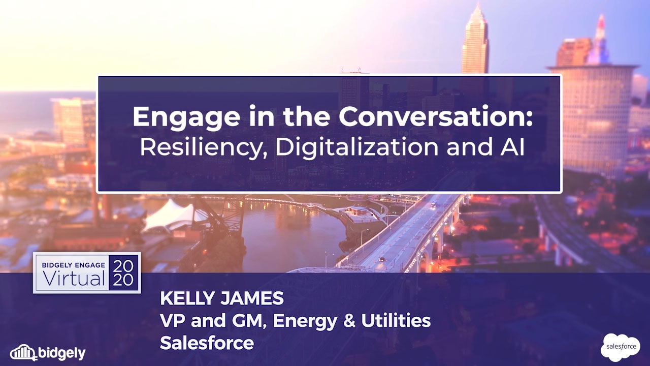 Bidgely and the Wall Street Journal's latest article highlights the digital transformation underway across the energy industry, including insights from Salesforce, J.D. Power, Duke Energy and Portland General Electric.