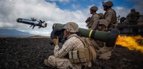 Astronics PECO will supply handgrip subassemblies for the Command Launch Unit (CLU) for the Javelin program. (U.S. Army photo)