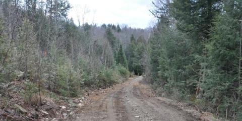 La Loutre Access Road (Photo: Business Wire)