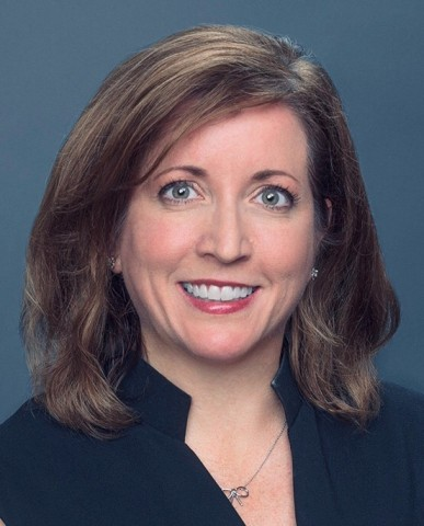 Cindy Boiter, newly announced executive vice president and president of Milliken