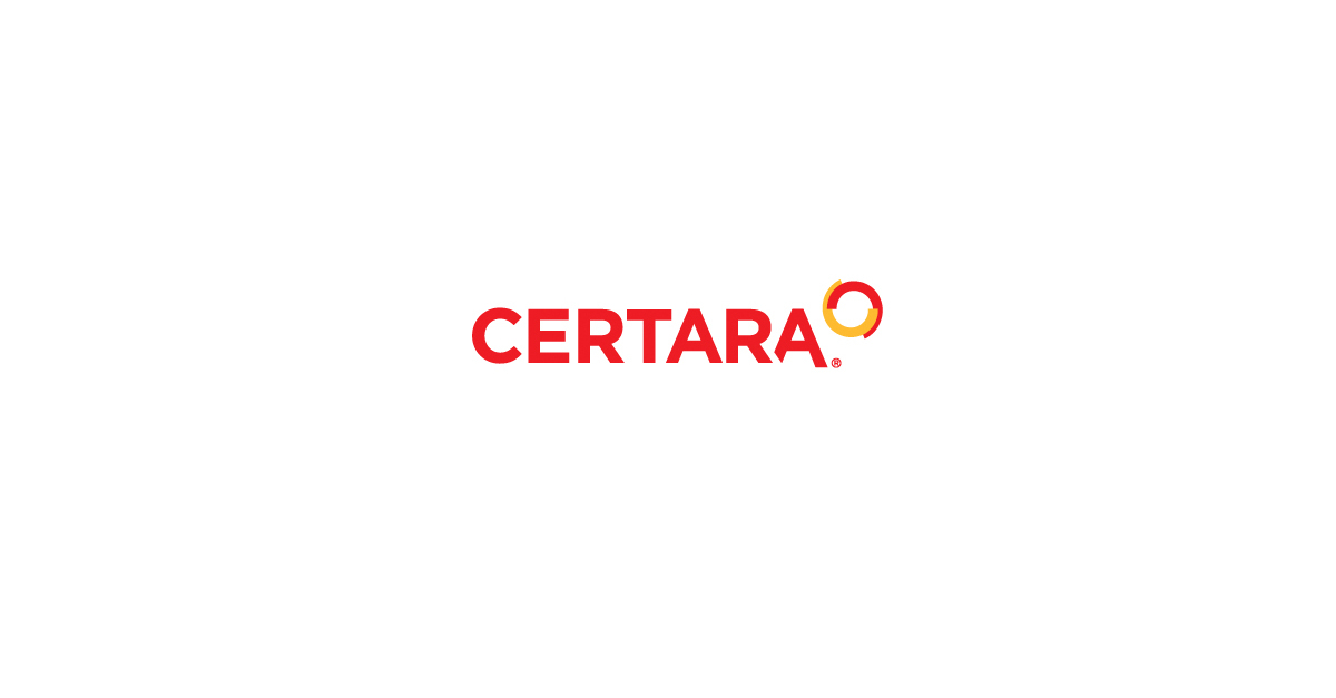 PRINCETON, N.J.--(BUSINESS WIRE)--Certara, a global leader in biosimulation, today reported its preliminary results for the fourth quarter and full year ending December 31, 2020.