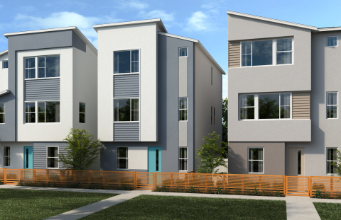 KB Home announces the grand opening of Lighthouse, a new-home community in a prime Orange County location. (Photo: Business Wire)