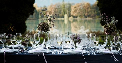 Luxury Card announced its partnership with Riedel Crystal; Cardmembers will now enjoy exclusive savings with the historic brand. (Photo: Business Wire)