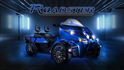 Arcimoto debuts Roadster Prototype at 80th Annual Daytona Bike Week (Photo: Business Wire)
