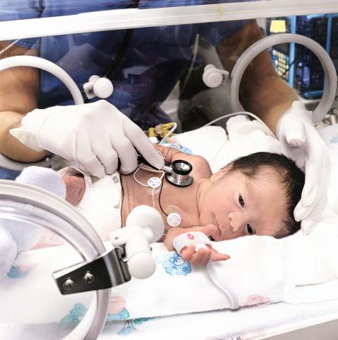 Masimo Newborn Sensor (Photo: Masimo)