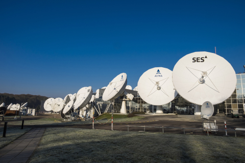 SES Publishes 2020 Annual Report (Photo: Business Wire)
