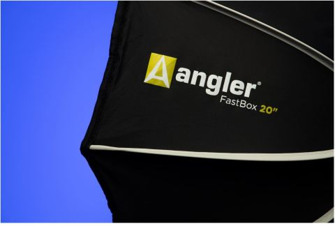 Angler FastBox - Softbox System for Speedlights (Photo: Business Wire)