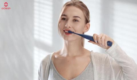 Muchen Launches Oclean Xpro, the Smart Electric Toothbrush