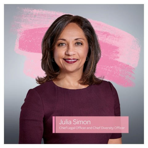 Julia Simon, Chief Legal Officer and Chief Diversity Officer (Photo: Mary Kay Inc.)