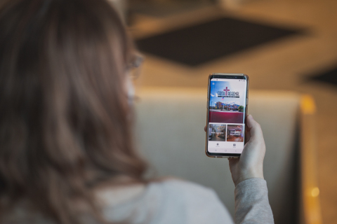 To improve the healthcare experience for patients and families as well as physicians and staff, Faith Regional launched a new mobile app, Faith Regional Direct, which is powered by Aruba technology. Photo: Faith Regional Health Services