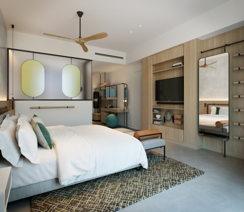 SIRO Boka Place Guest Room (Photo: Business Wire)