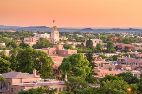 The City of Santa Fe partnered with Ameresco, a leading clean technology integrator, to implement energy efficiency measures in city facilities to create long-term energy and operational cost savings. (Photo: Business Wire)