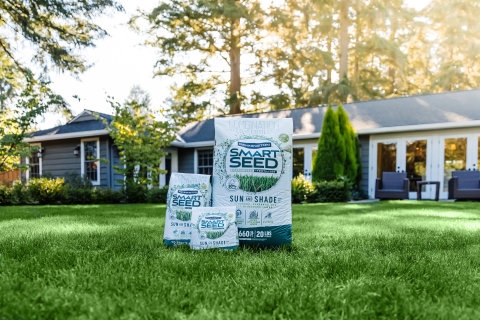 Pennington relaunches Smart Seed Lawn products featuring patent pending, industry-leading seed technology and new branding (Photo: Business Wire)