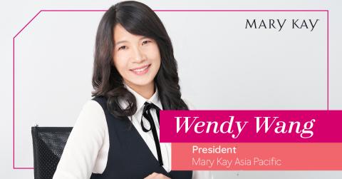 Wendy Wang, President of Mary Kay's Asia Pacific Region (Photo: Mary Kay Inc.)